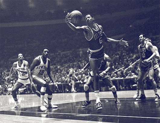 Bill Russell and Basketball