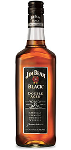 Jim Beam Black bottle