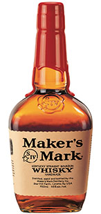 Maker\'s Mark bottle