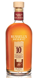 Russell\'s Reserve bottle