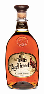 Wild Turkey Rare Breed Bottle