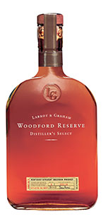 Woodford Reserve Bottle