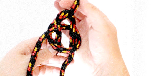 Spy School: How to Tie a Bowline Knot