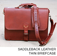 saddleback leather thin