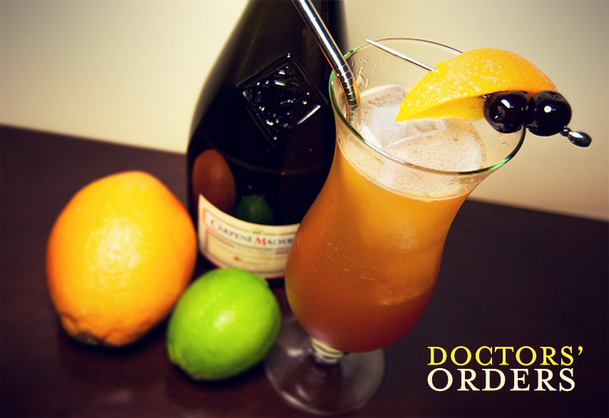 doctors orders cocktail