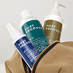 Enter to Win a Set of Port Products and a Joshu+Vela Dopp Bag from The Motley + a $10 Coupon Code for Everyone!