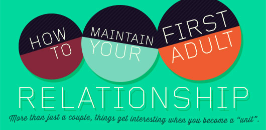 How to Maintain Your First Real Adult Relationship