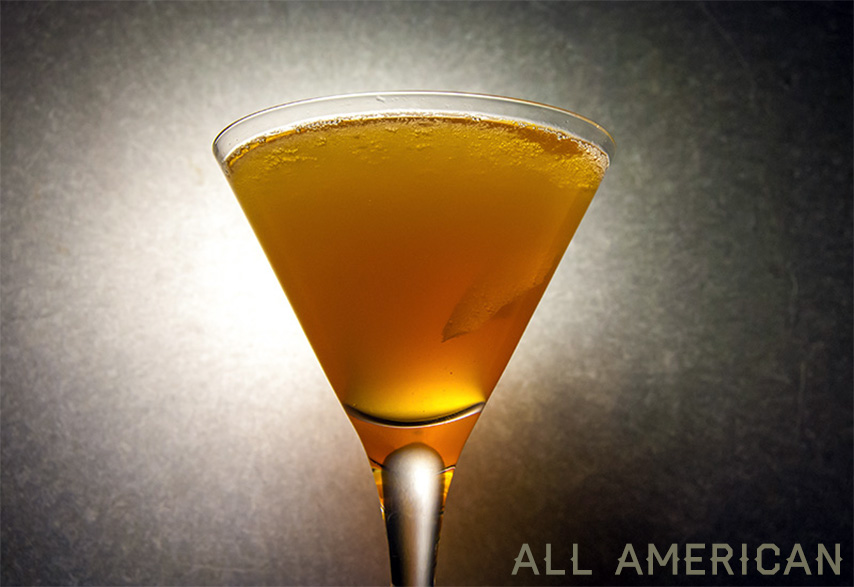 all american cocktail recipe