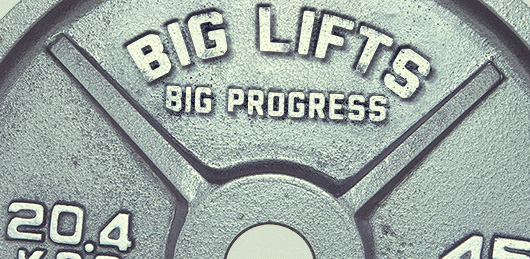 Big Lifts Big Progress