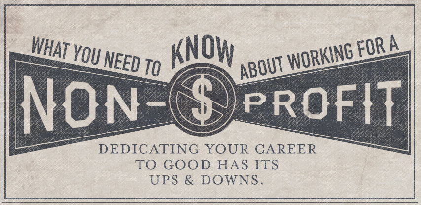 non profit work life