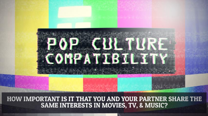 pop culture relationship