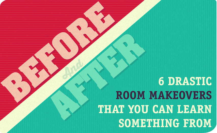 before after apartment