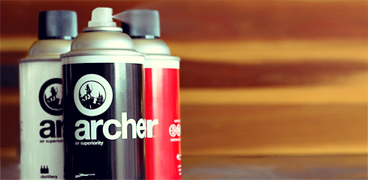 My Apartment Smells of Rich Mahogany: Archer Room Sprays