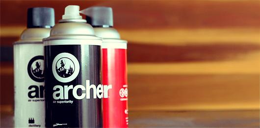 My Apartment Smells of Rich Mahogany: Archer Room Sprays