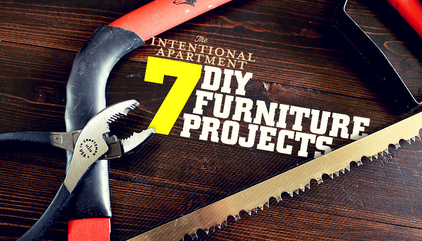 diy furniture projects