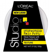 l'oreal hair putty