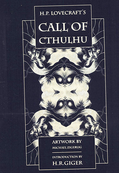 Call of Cthulu cover