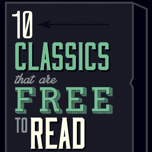 10 Classics That Are Free To Read