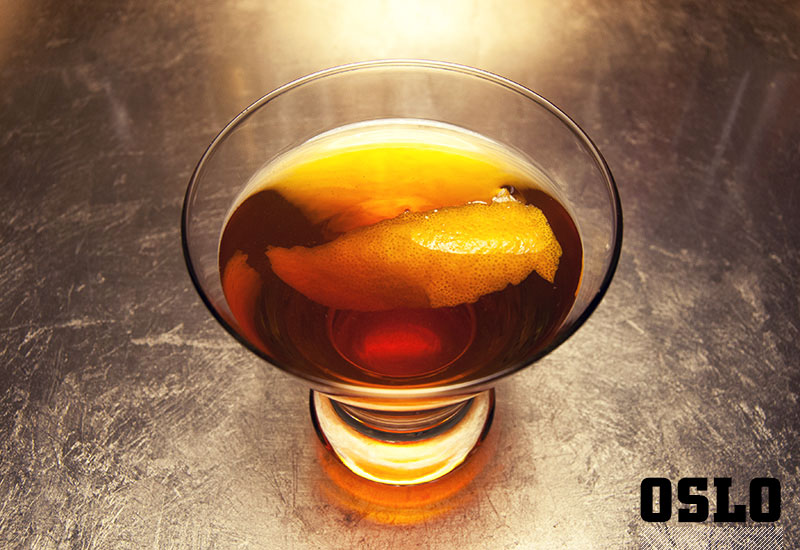 oslo cocktail recipe