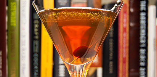 It's Friday … Have a Drink: Smoked Manhattan