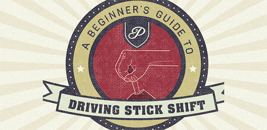 How To Drive a Stick Shift Car: A Visual Guide