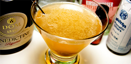 It's Friday … Have a Drink: Strait Jacket