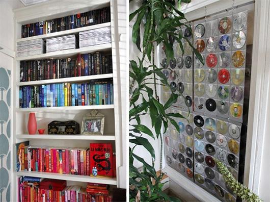 DVDs as art