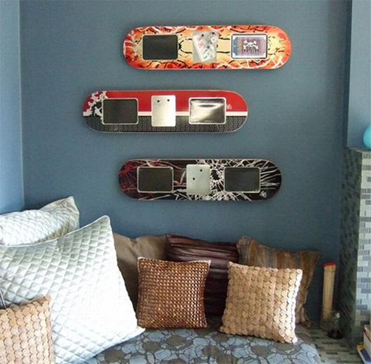 Decorate A Picture: The Intentional Apartment: Integrating Your Gear, Gadgets