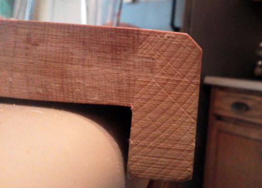 cutting board edge