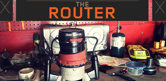 Finding the Right Tool for the Job: The Router
