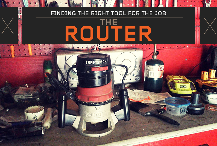 router tool