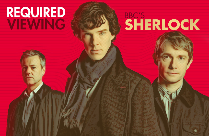bbc sherlock required viewing