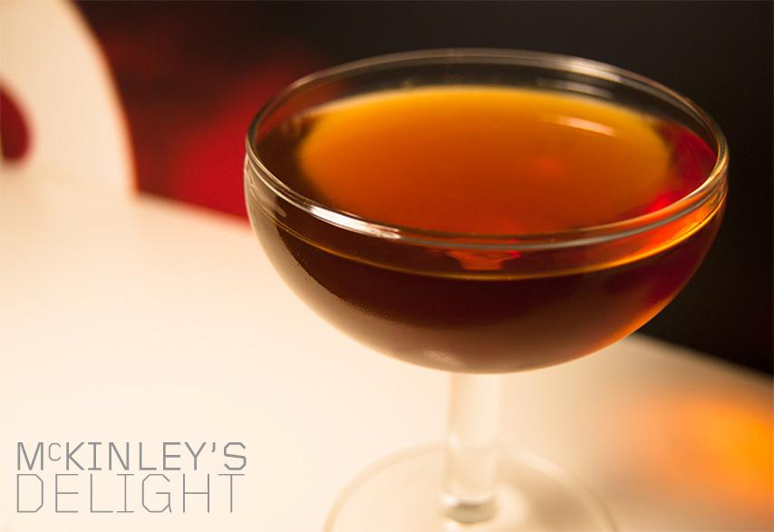 mckinleys delight cocktail