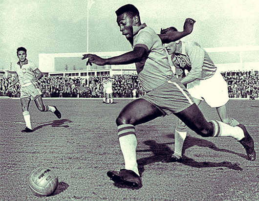 Pelé and World Cup