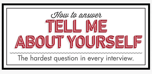 "How to Answer ""Tell Me About Yourself"""