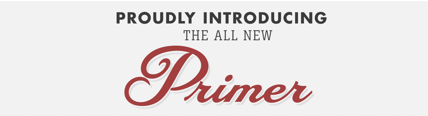 new primer launch