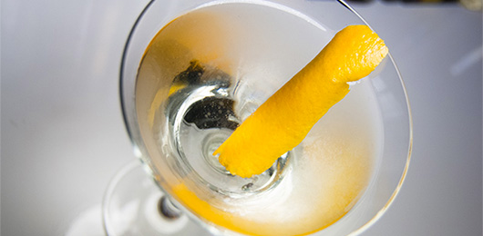 It's Friday … Have a Drink: Gin Martini