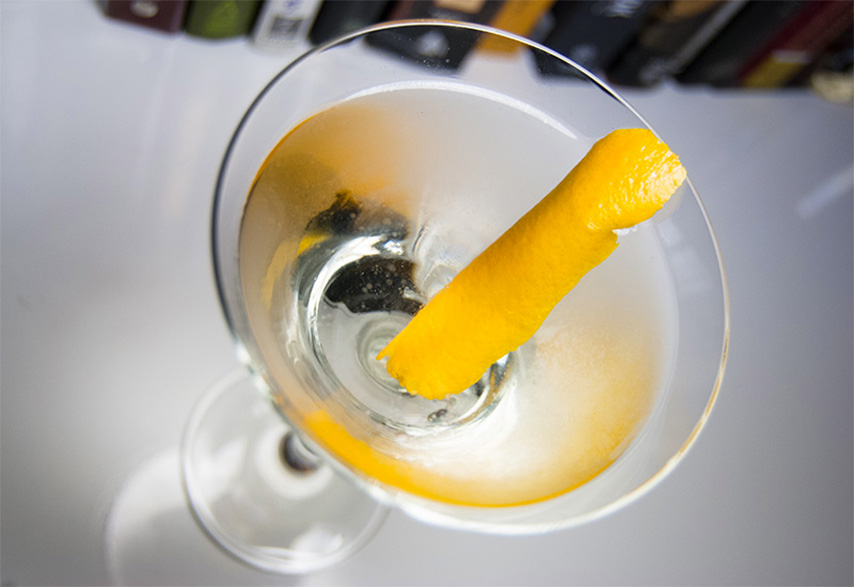 gin martini recipe