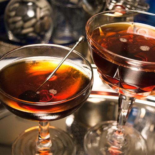 Vieux Carré cocktail recipe