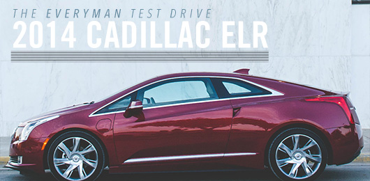 The Everyman Test Drive: Cadillac ELR