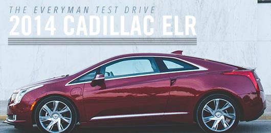 The Everyman Test Drive: Cadillac ELR