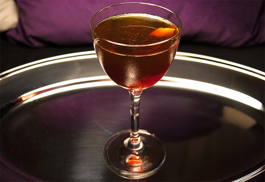 manhattan cocktail recipe and history