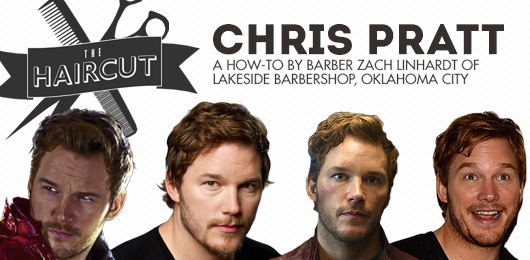 The Haircut: Chris Pratt