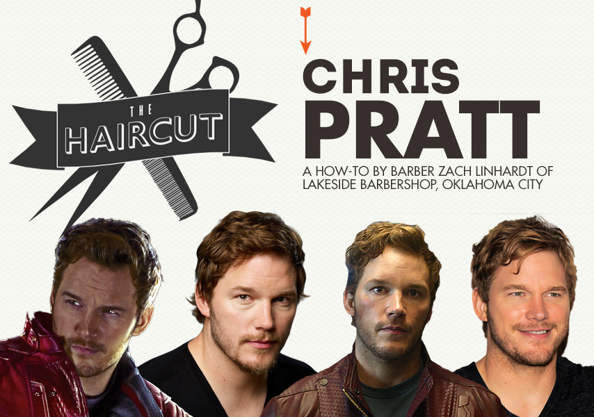 Chris Pratt Haircut