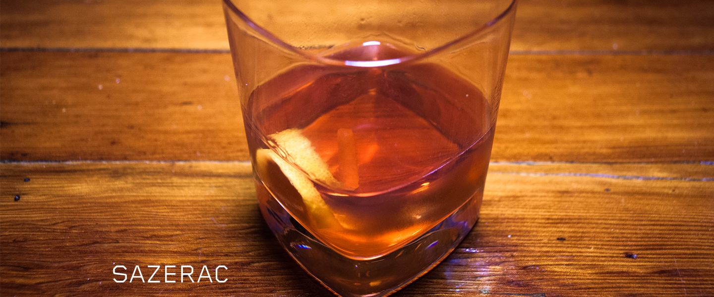It's Friday … Have a Drink: Sazerac