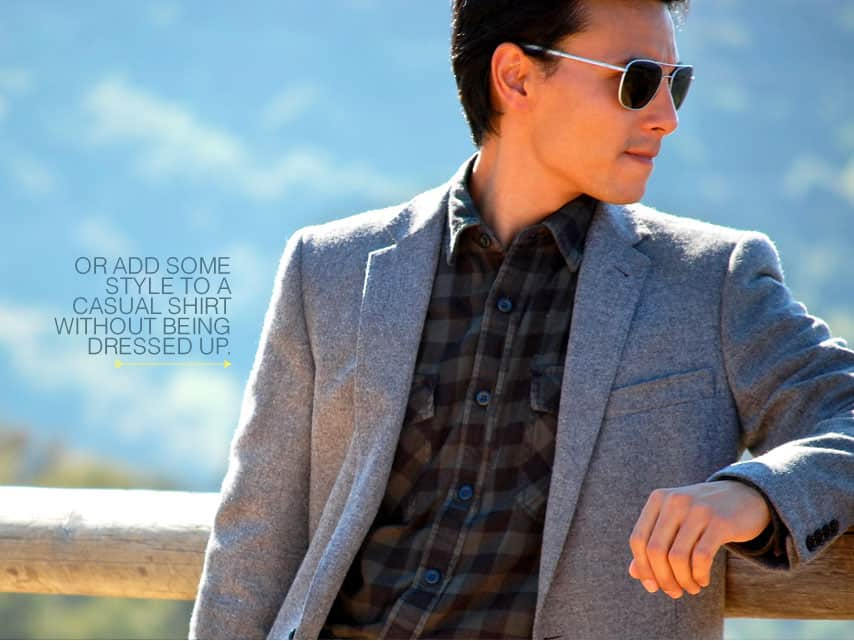 Every Guy Needs a Really Nice Sportcoat | Primer