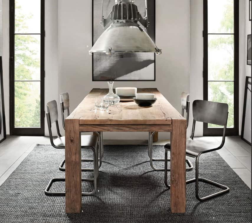 Restoration Hardware Apartment: The Intentional Apartment: 26 Examples Of A Masculine Home