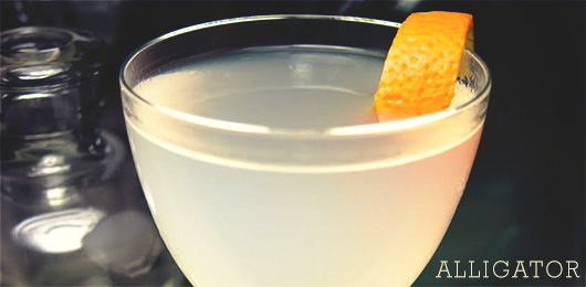 It's Friday … Have a Drink: Alligator