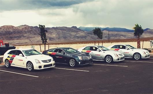 Cadillac family