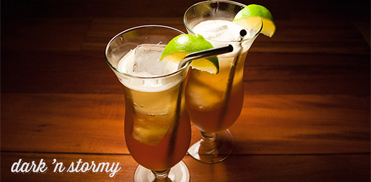 It's Friday … Have a Drink: Dark 'N Stormy